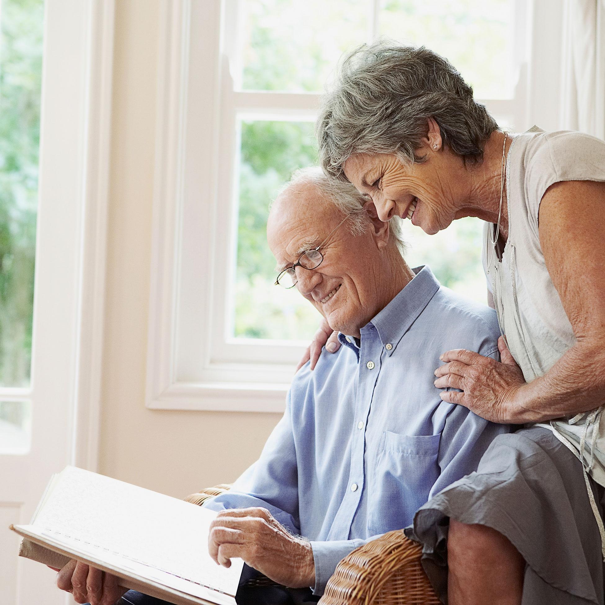 Formazione e ricerca<br>per il benessere degli anziani